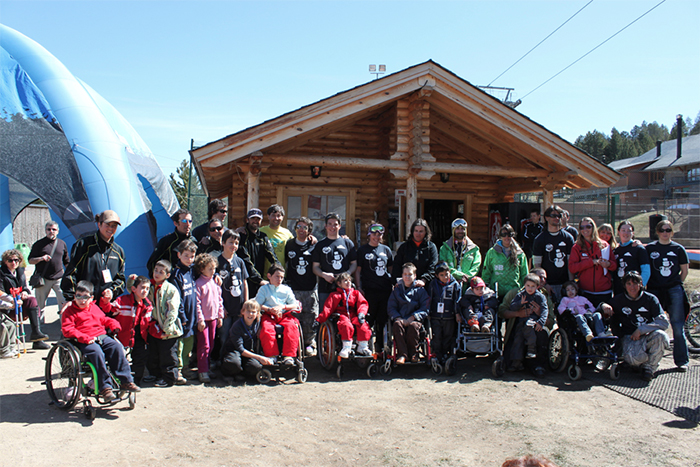 Adapted Sports Center in La Molina